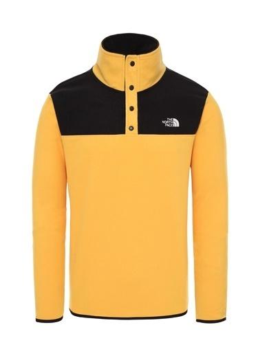 The North Face Polar Sweatshirt Sarı